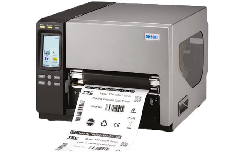Thermodrucker für Etiketten - DM8i MT