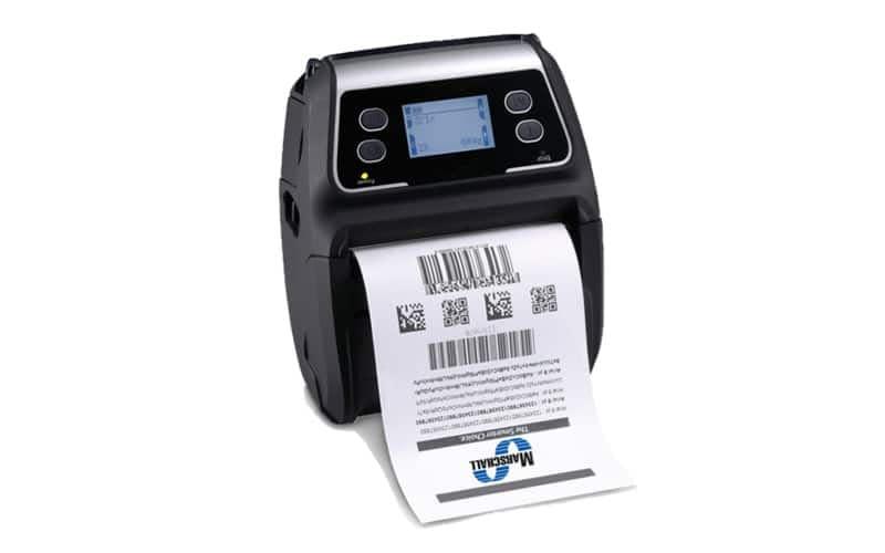 Thermotransfer-Etikettendrucker DEDRUMA-DMO4