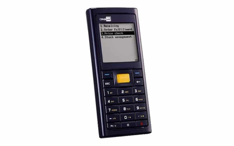scanner CipherLab8200