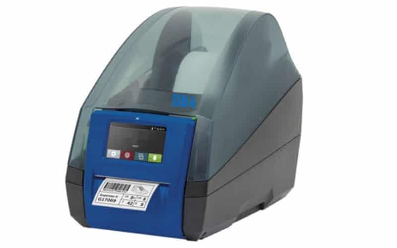 Thermotransfer-Etikettendrucker cab mach4