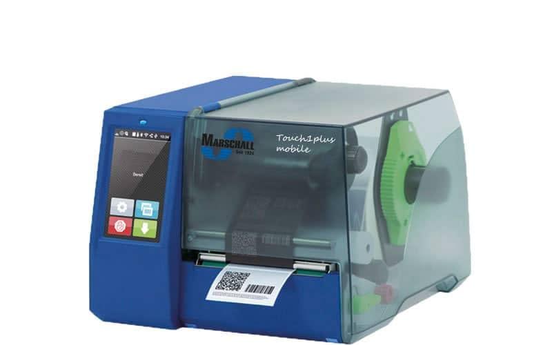 Etikettendrucker - Touch1plus mobile