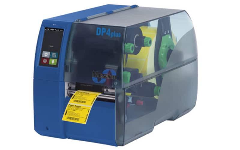 Thermotransfer-Etikettendrucker cab squix