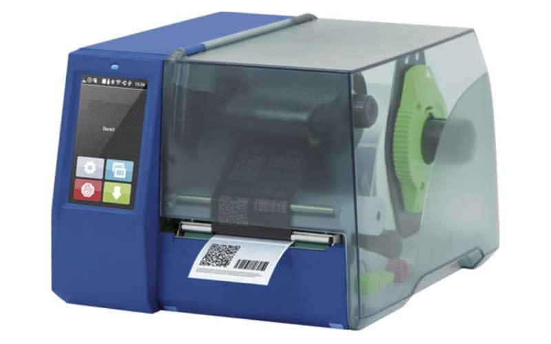 Thermotransfer-Etikettendrucker cab eos2