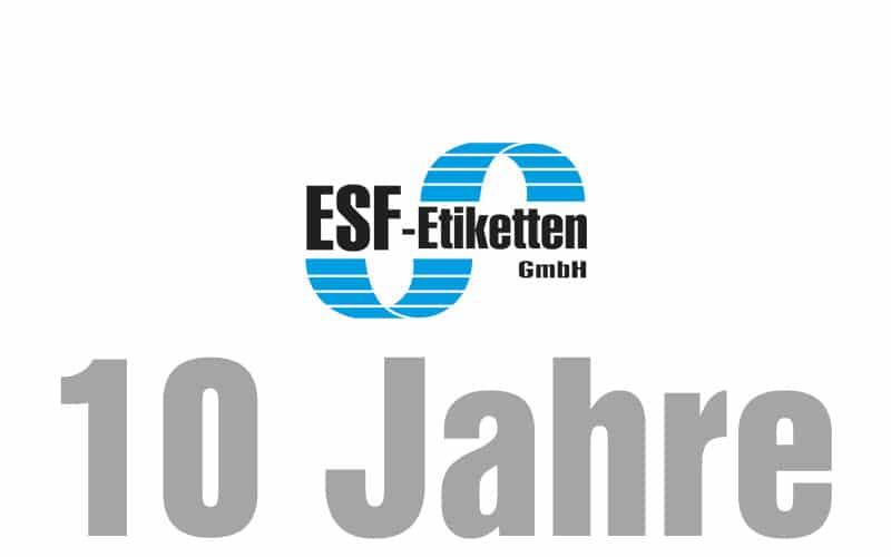 ESF feiert 10 jähriges Jubiläum