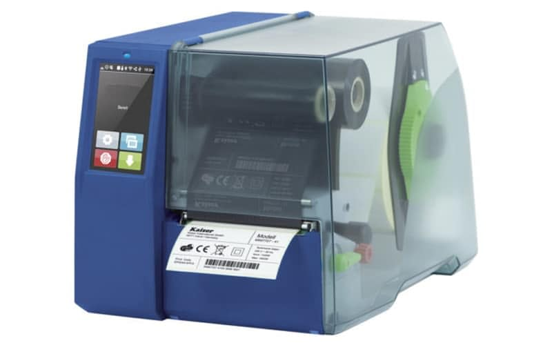 Thermotransfer-Etikettendrucker cab eos5