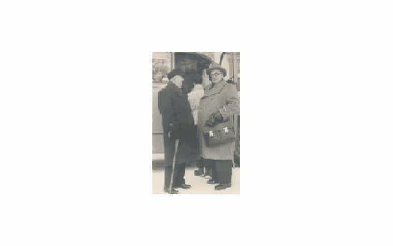 1924 Firmengründer Marschall