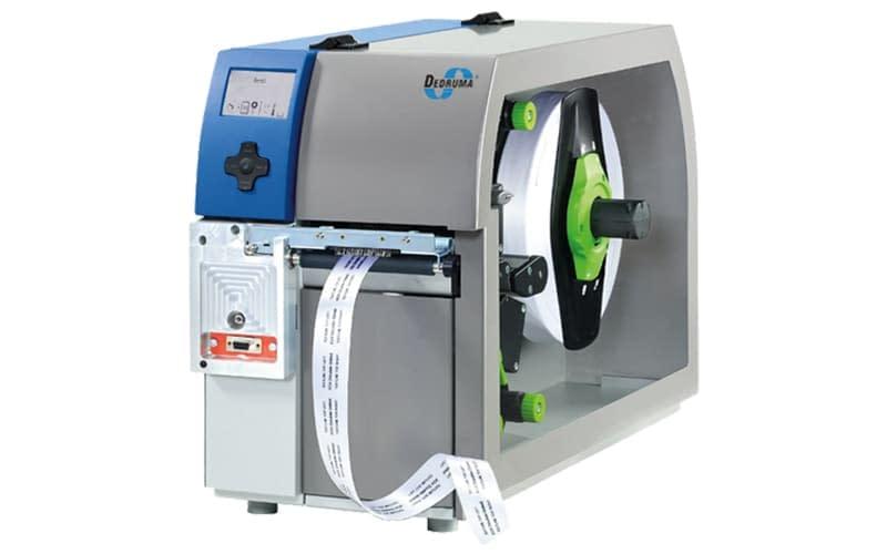 Etikettendrucker für Textiletiketten - XD4T/300