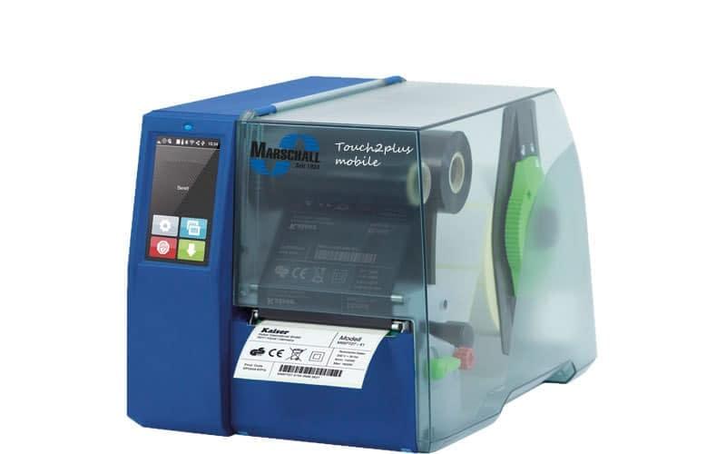 thermotransferetikettendrucker cab eos5